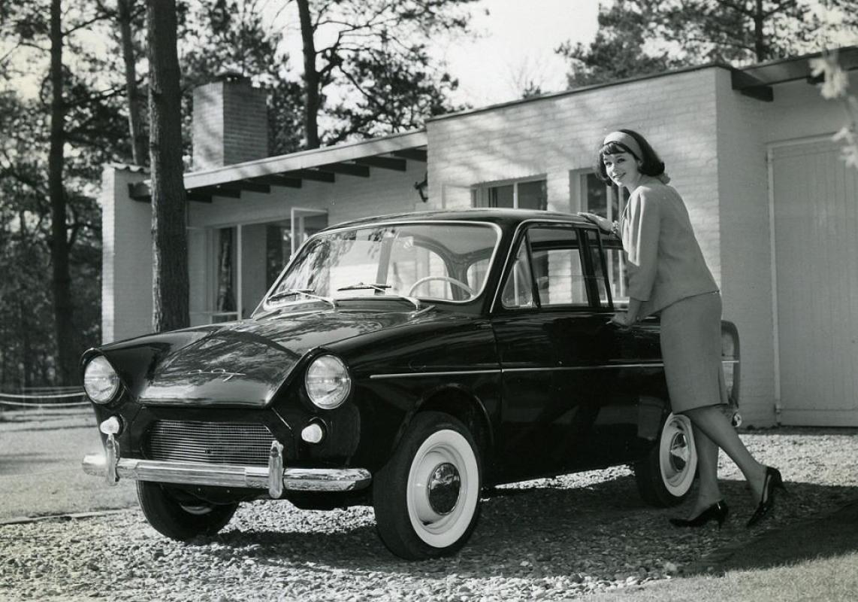 Автомобиль DAF-600