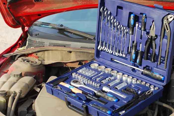 Инструменты для ремонта авто