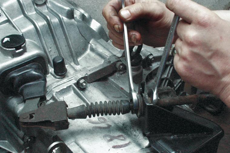 Как отрегулировать сцепление на ВАЗ 2107