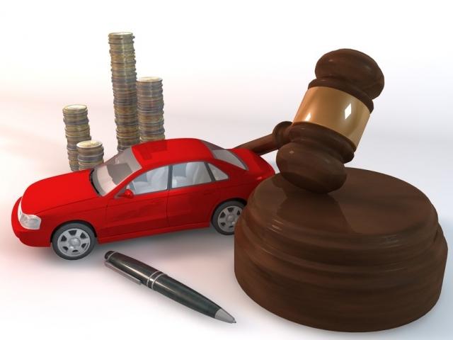 Запрет регдействий на авто по суду