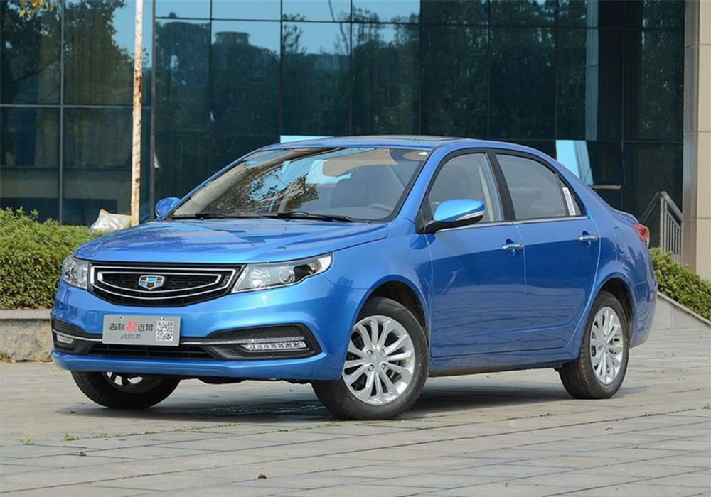 Geely Vision