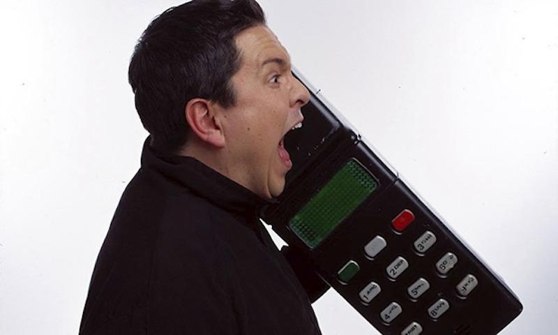 Как продавец разговаривает по телефону