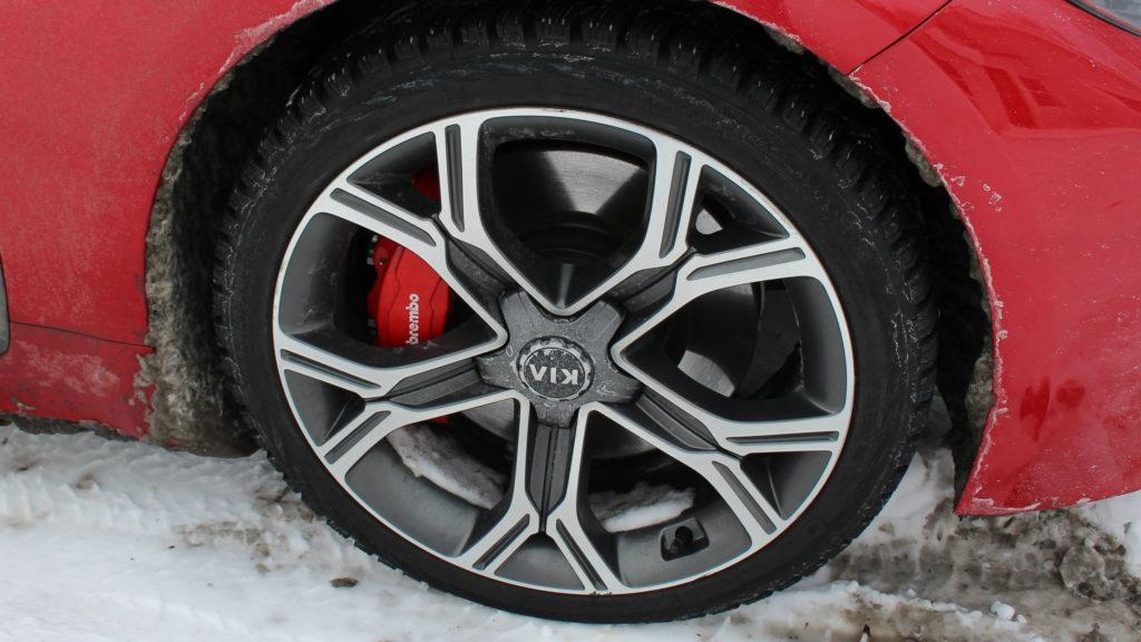 Kia Stinger GT 2018 КИА Стингер AWD