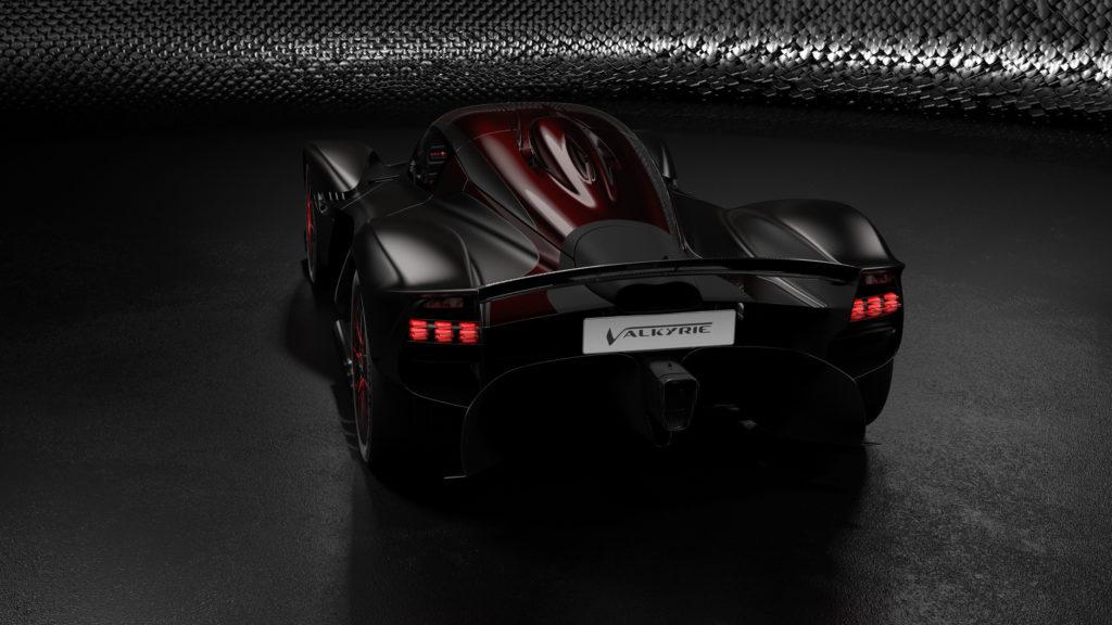 Aston Martin Valkyrie (Астон Мартин Валькирия)