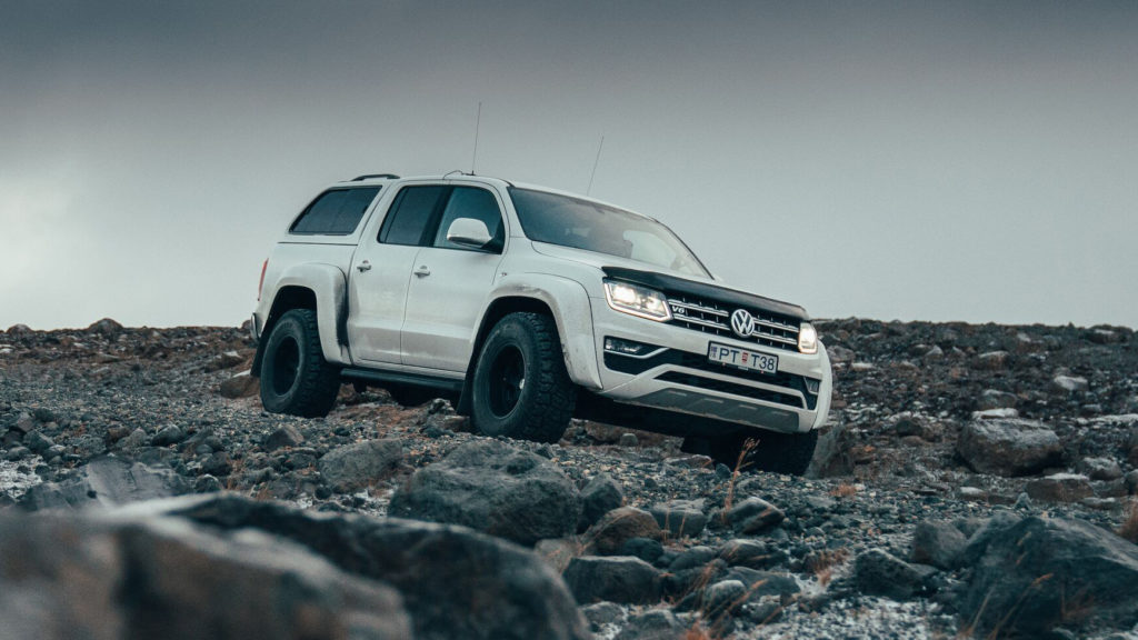Volkswagen Amarok AT35 Arctic Trucks