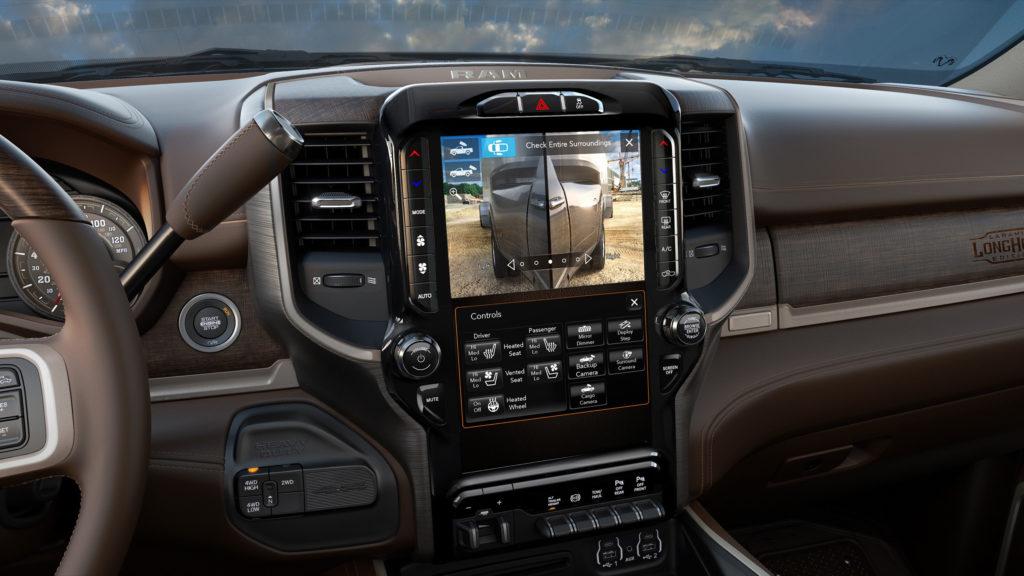 Dodge Ram Heavy Duty Laramie Longhorn (Додж Рам) 2019 2020