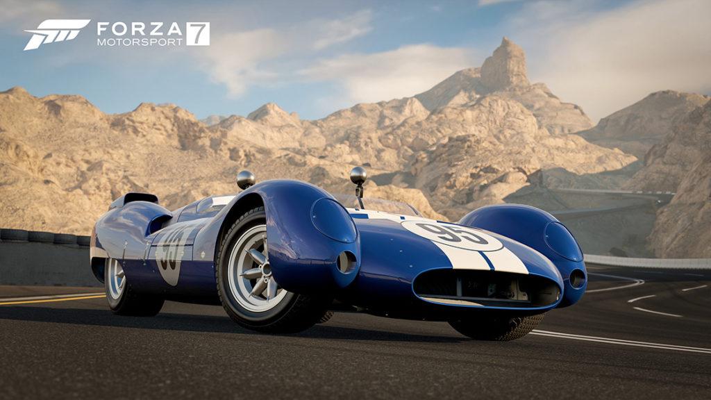 Forza Motorsport 7 Barrett-Jackson